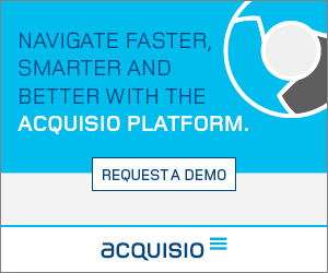 acquisio request a demo