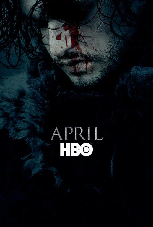 got season 6 april poster