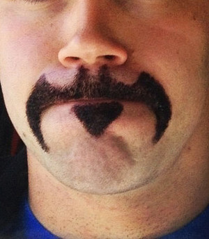 Goatee Styles No Mustache History's Best Moustac...