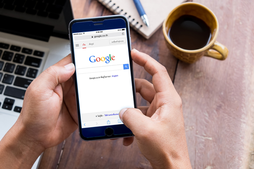 how to rank on google search