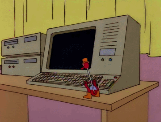 Simpson's old fashion automation