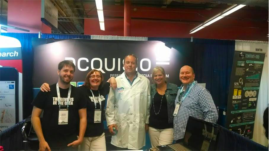 Acquisio Mad Scientists at SMX
