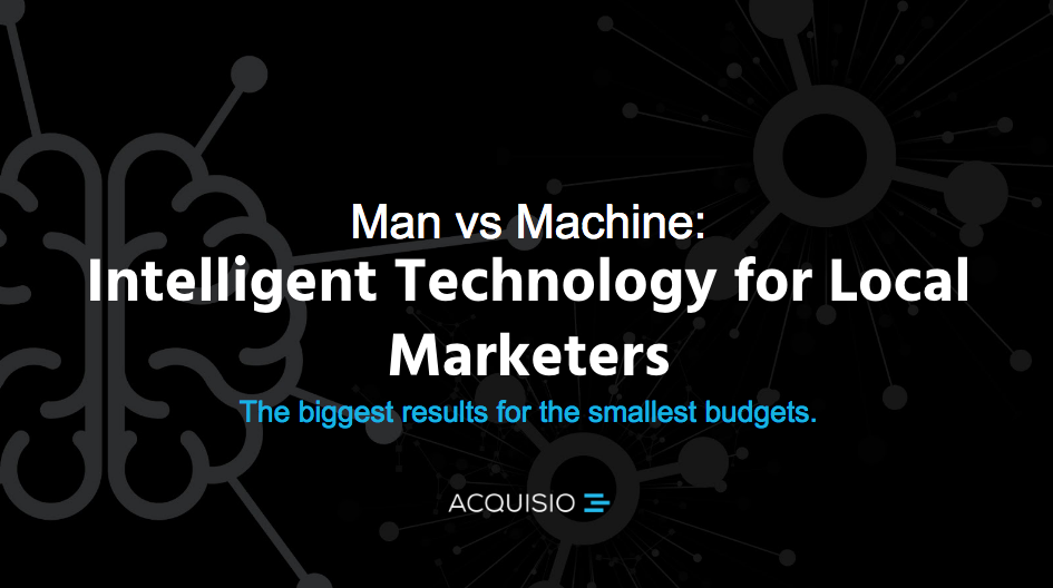 Man VS Machine Webinar Image
