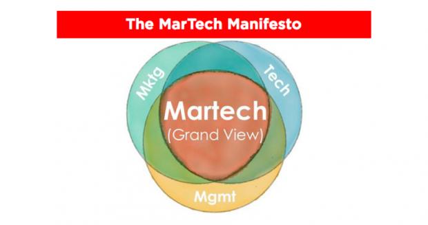 The MarTech Conference Website Screenshot