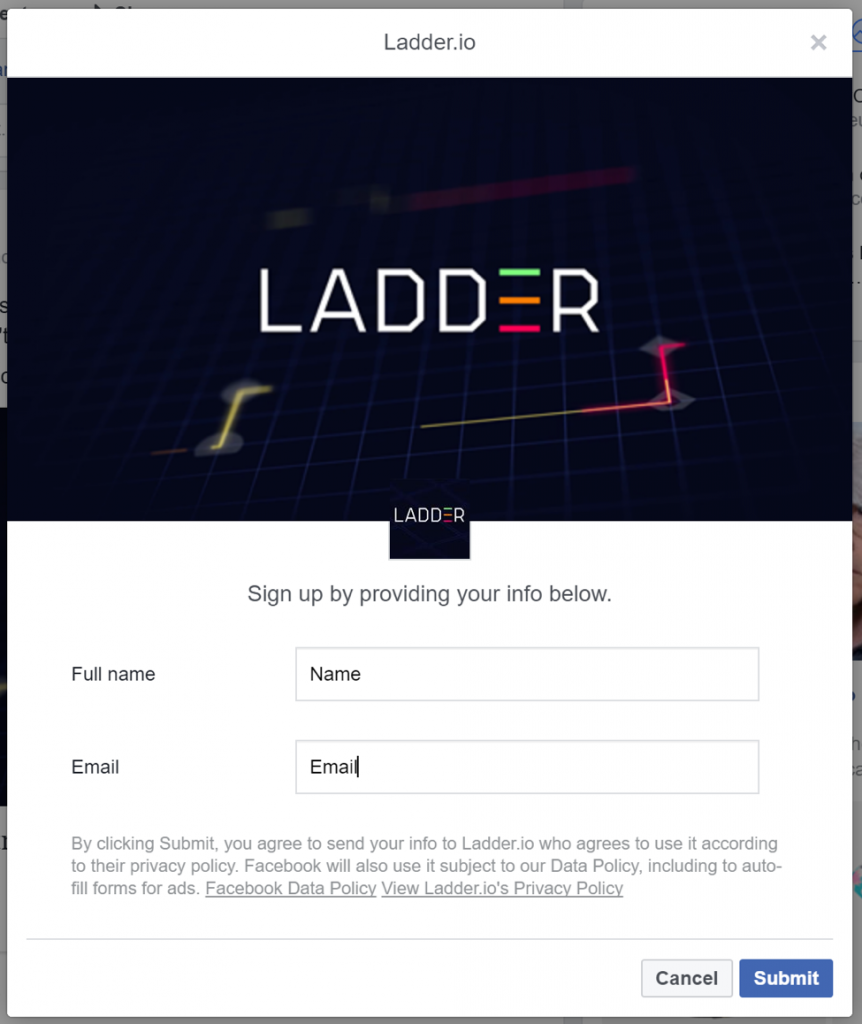 ladder.io screenshot
