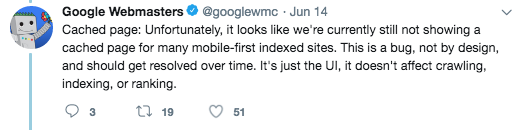 Google Webmasters on Twitter