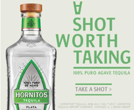 hornitos display ad