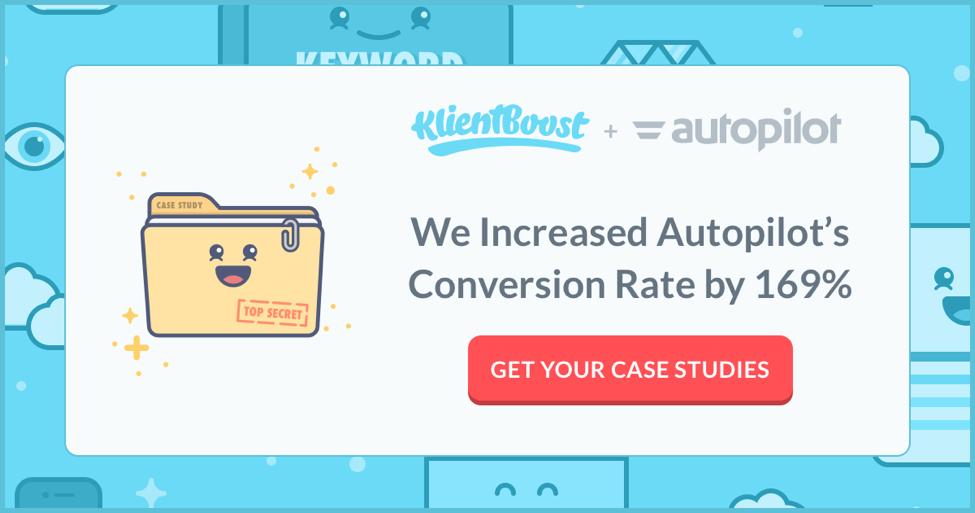 klientboost display ad