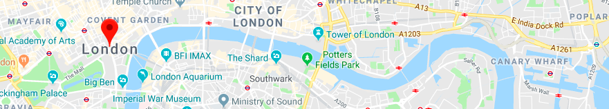 google maps london uk