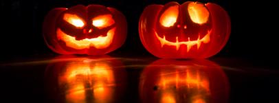 halloween unsplash screenshot