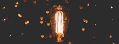 unsplash lightbulb