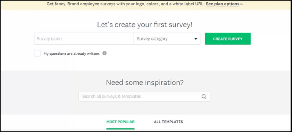 surveymonkey screenshot