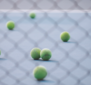 tennis ball unsplash