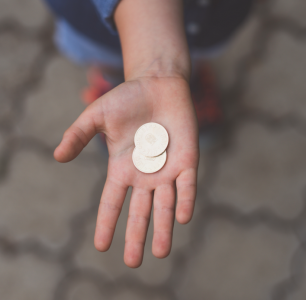unsplash coins