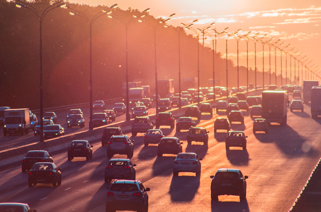 unsplash traffic