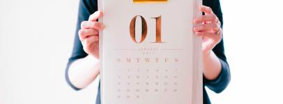 calendar unsplash