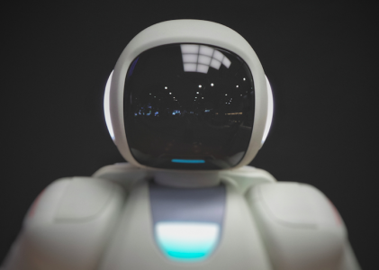unsplash robot