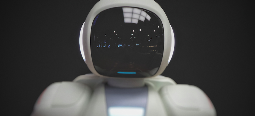 unsplash robot
