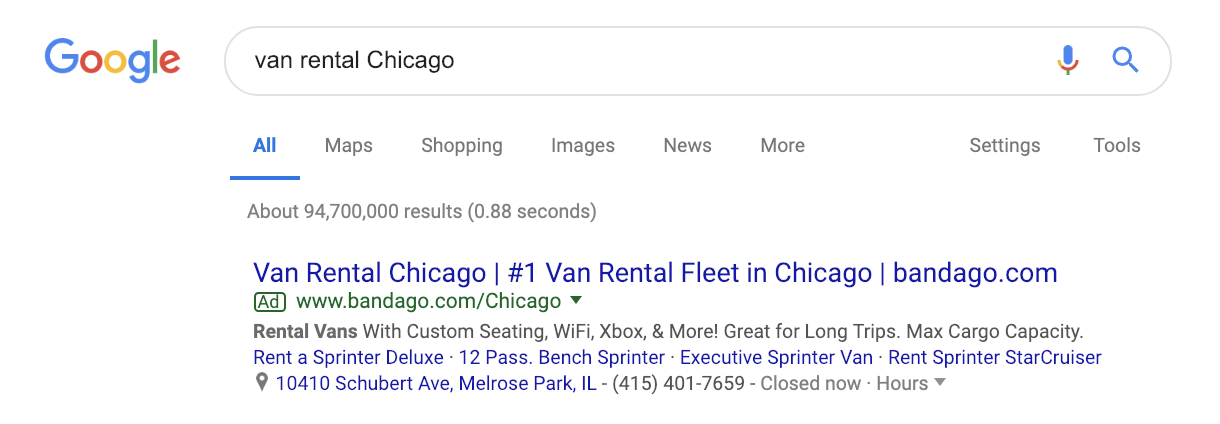 What Just Happened to Google's Exact Match?