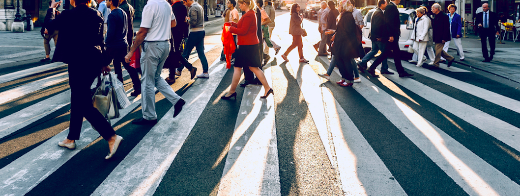 people on crosswalk unsplash