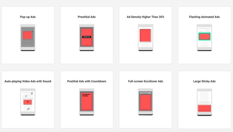 ad density graphic