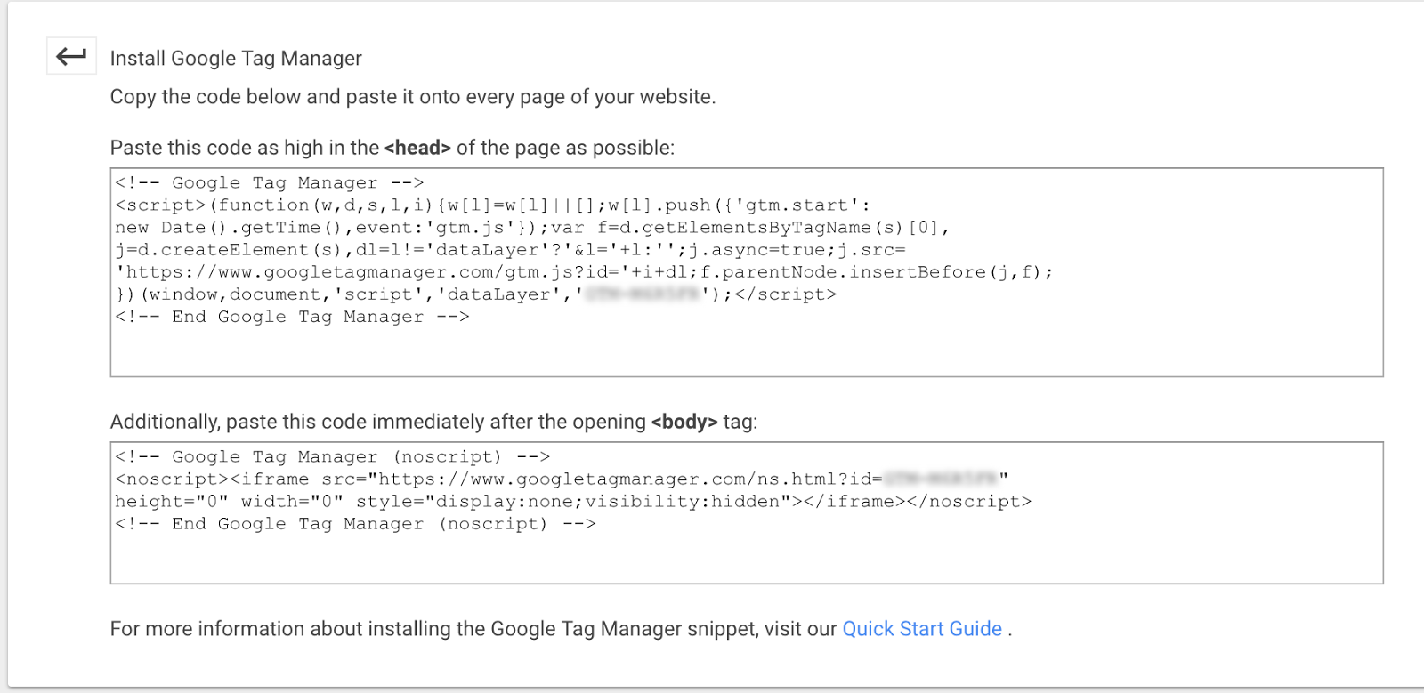 Google.Tag .Manager.Code