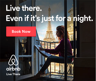 airbnb ad sentimental