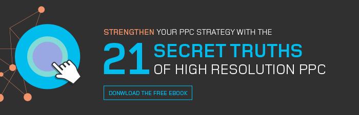 21 secret truths ppc ebook