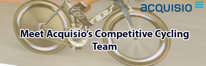 Acquisio competitive cycling team intro