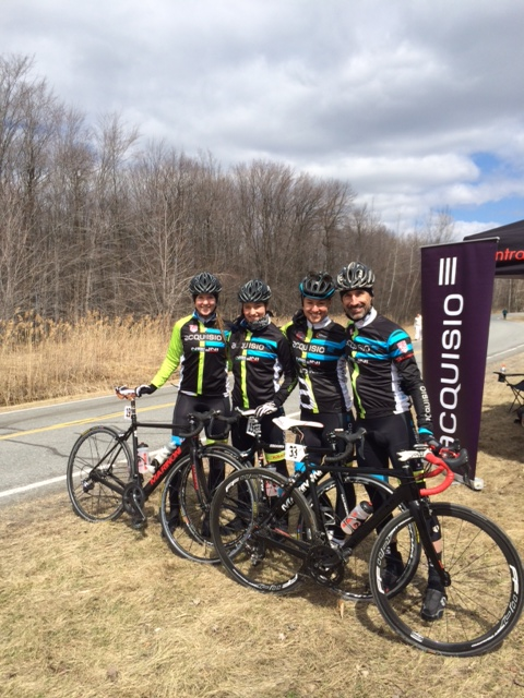 acquisio competitive cycling team
