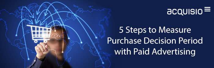 measure purchase decision period ppc