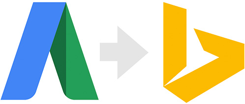Ads cloner from AdWords to Bing