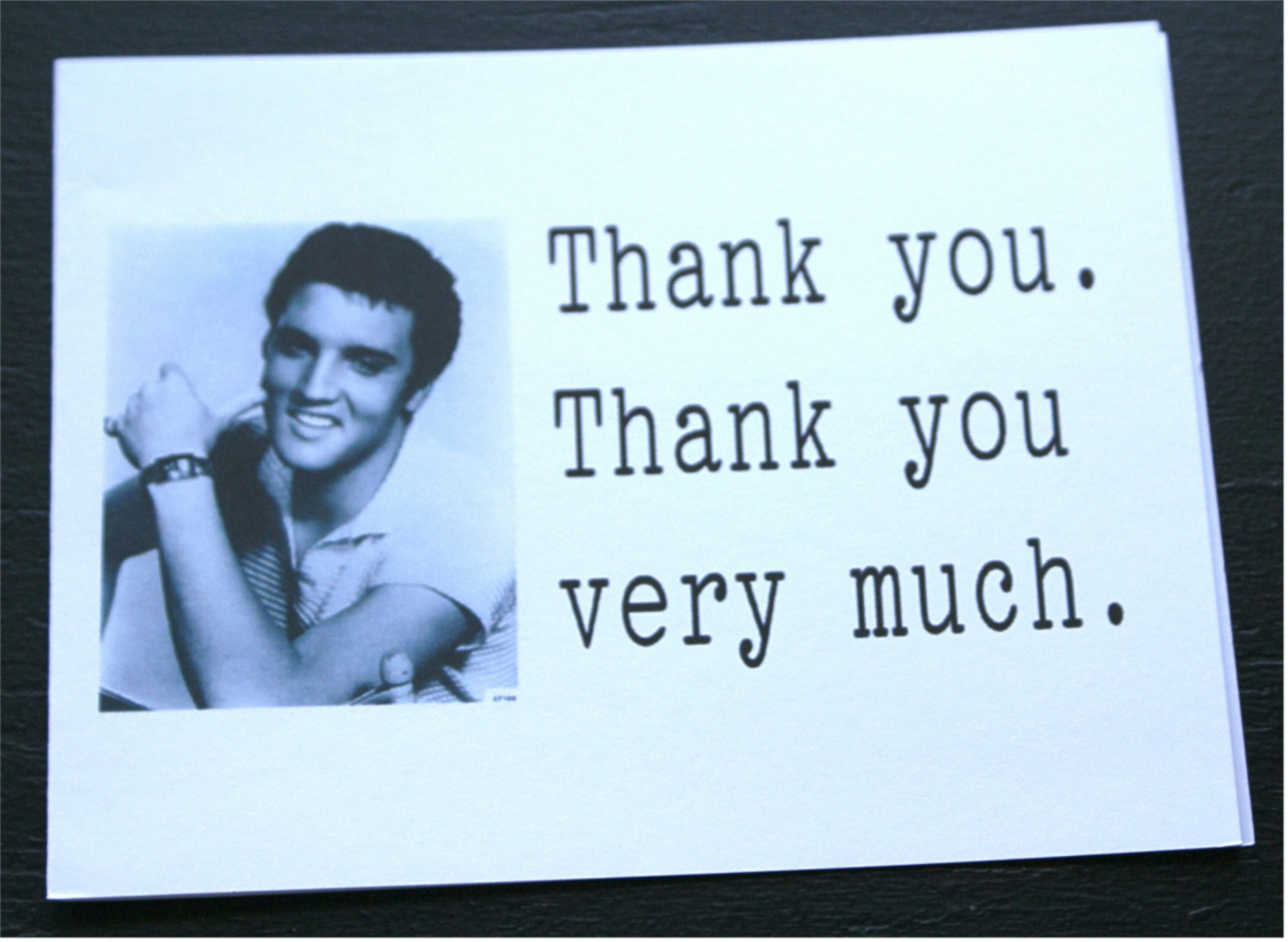 thank you page elvis