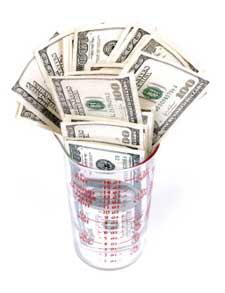 measuring cash