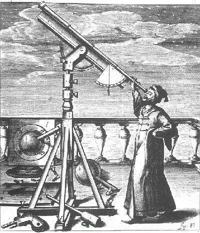 hevelius telescope