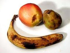 fruit rotten