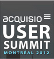 Acquisio User Summit