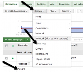 tagging adwords