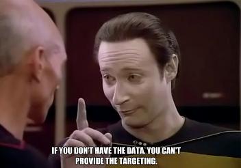 data geotargeting adwords