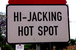 Affiliate hijackers