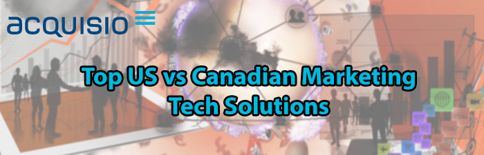 us vs canada marketing tech