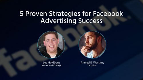 5 Proven Strategies for Facebook Advertising Success