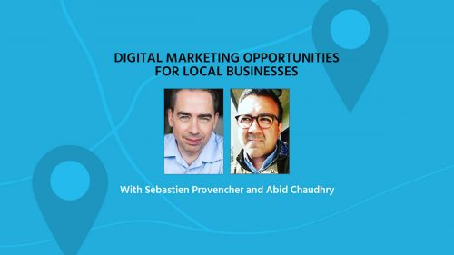 Webinar: Digital Marketing Opportunities for Local Businesses