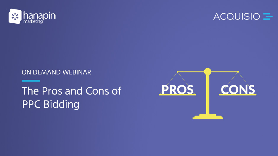 The Pros and Cons of PPC Bidding