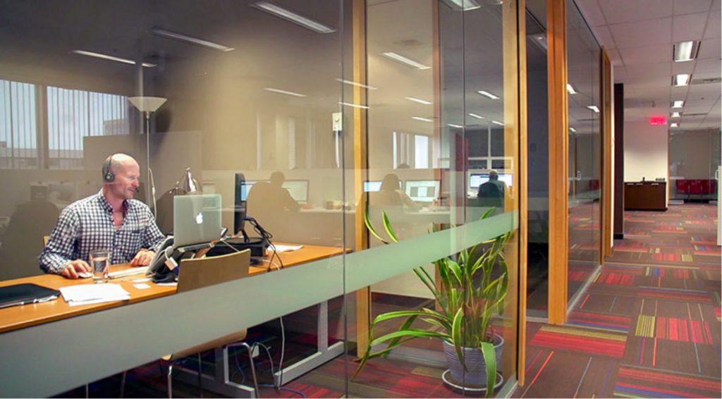 Acquisio office spaces